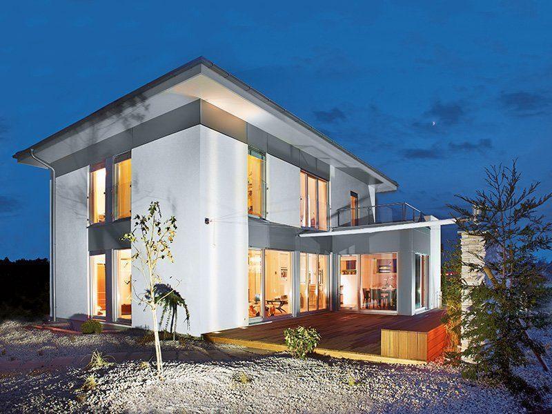 Ohne Kredit zum Eigenheim