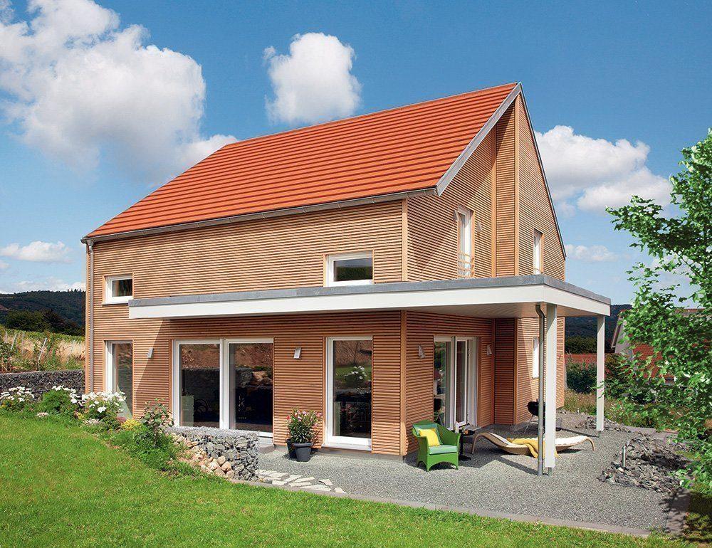 Haus mit hohem Kniestock
