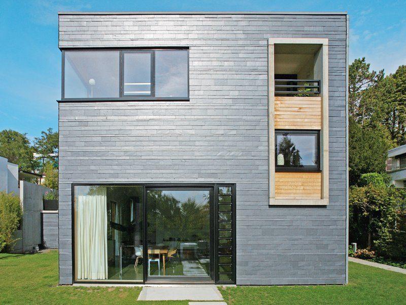 Moderne Fassaden