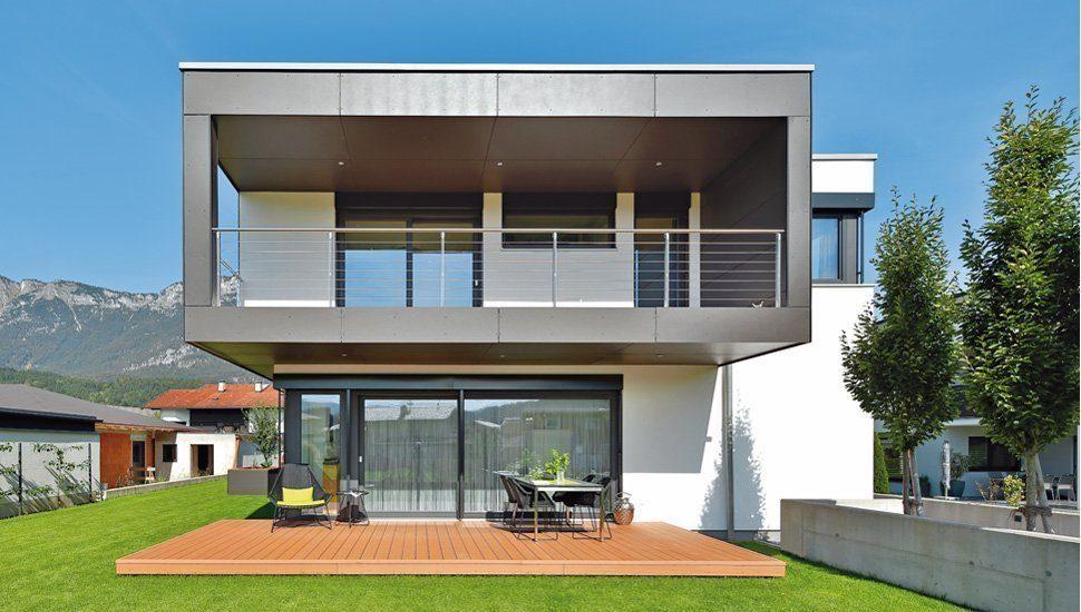 Moderne Villa von Regnauer