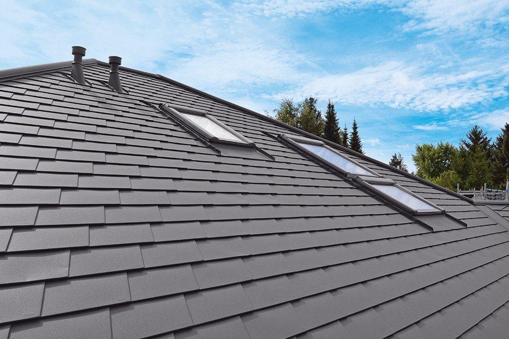 Aluminium fürs Dach