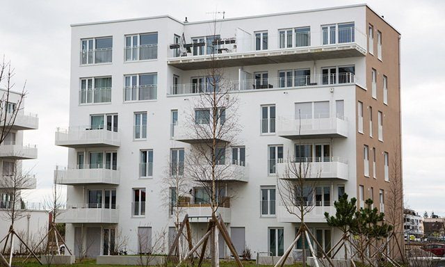 Kauf einer Wohnung zum Vermieten