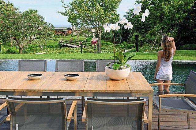 Garten und Terrasse richtig planen