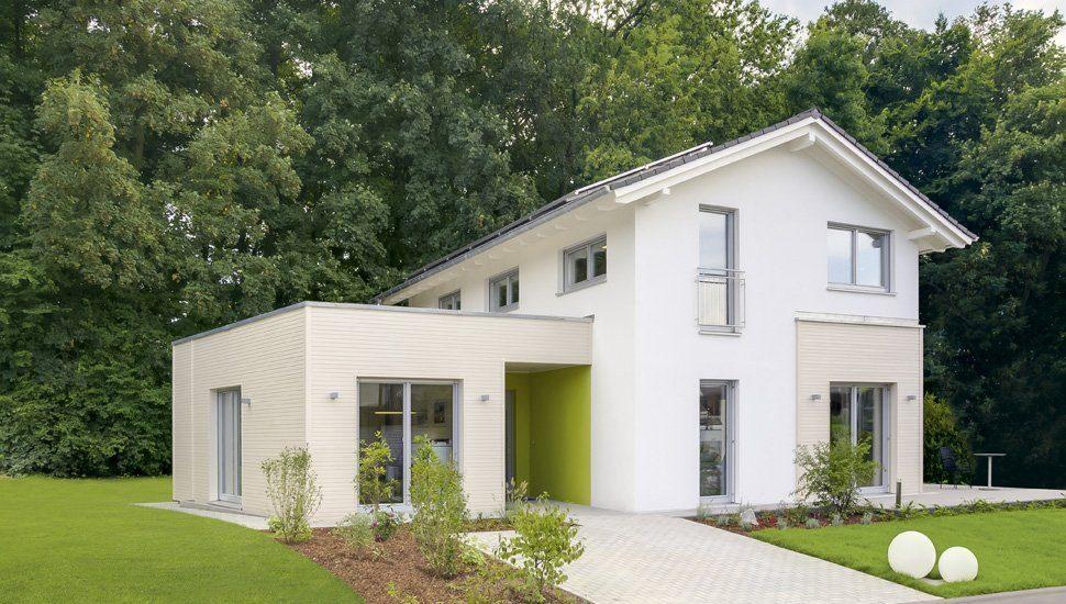 Plus Energie Haus von Haas