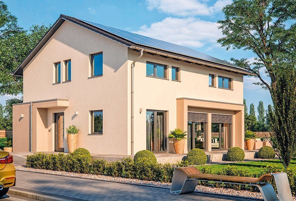 """Musterhaus """"Ancona"""" von Rensch-Haus"""