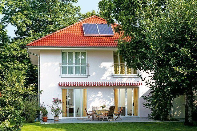 Passivhaus von Haacke Haus