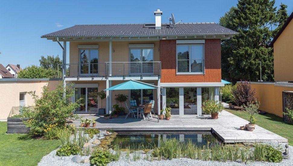 Haustest Regnauer Haus