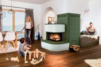 Nachwachsender Brennstoff Holz
