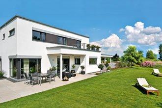 Viel Platz dank Bauhaus-Architektur