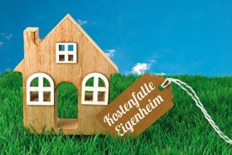 Geldsparen beim Hausbau
