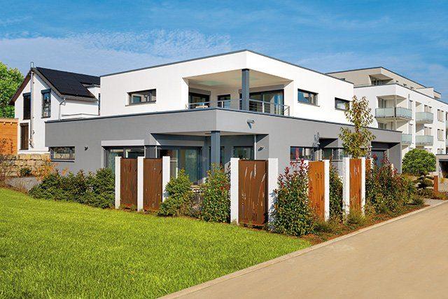 Attraktives Plus-Energie-Haus