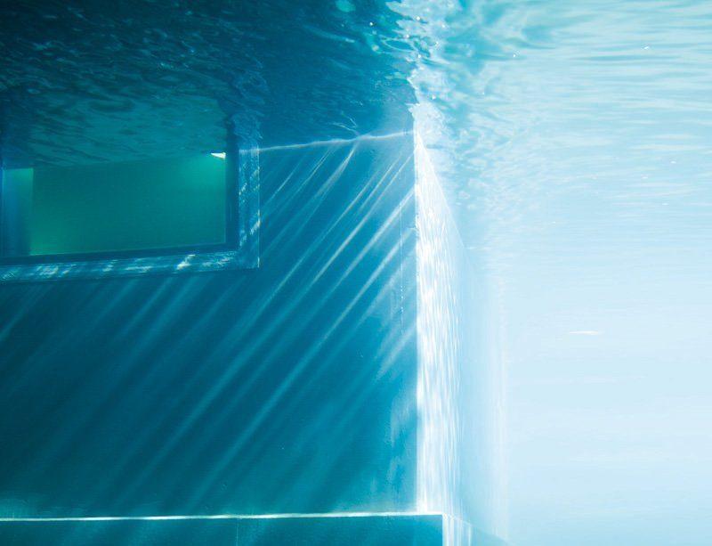 Schwimmender Keller von Bürkle