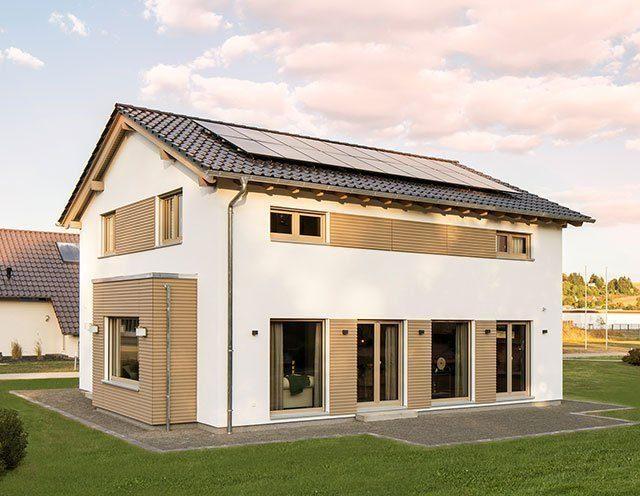 Fingerhaus mit Smarthome Technik
