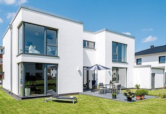 Modernes Haus von Arge hus