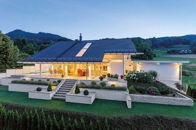 Das richtige Dach