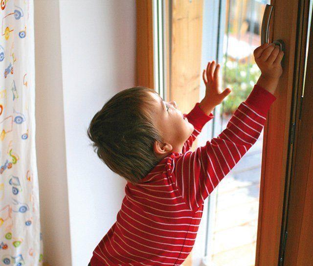 Fenster mit Komfort