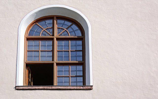 Das passende Holz füe Fenster