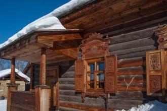 Energieeffizienz in den eigenen vier Wänden – darauf ist zu achten - Ein Holzhaus - Blockhaus