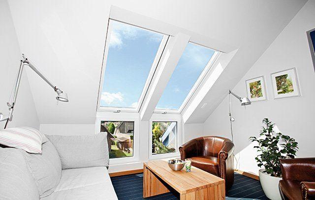 Dachfenster Roto Bissendorf Nickel