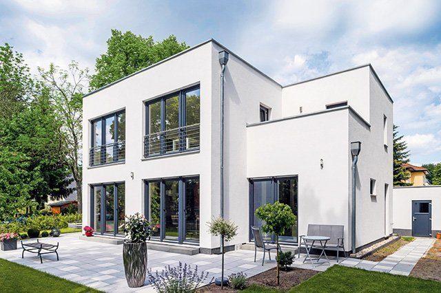 ARGE-Haus Stadtvilla Kubus 7