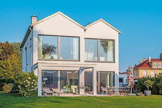 Bauen mit Baumeister Haus Hildebrand.