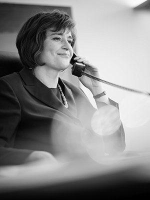 Rechtsanwältin Petra Symosek
