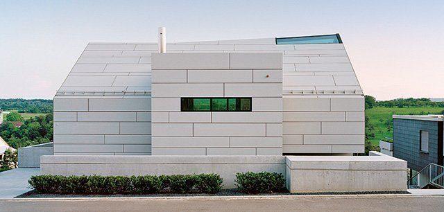 Fassadengestaltung Fassadenplatten
