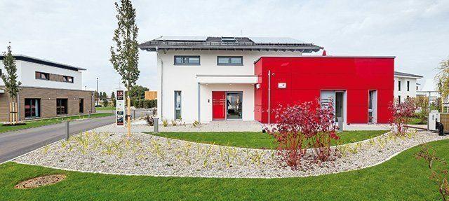 Musterhaus. Foto: Okal