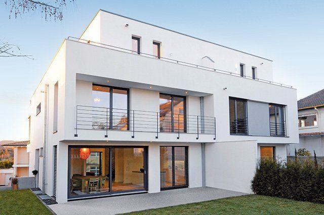 Massivhaus von Kastell Haus