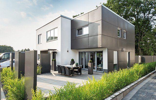 YTONG Bausatzhaus Einfamilienhaus