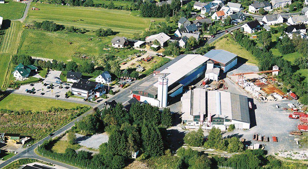 Firmengelände in Neunkhausen