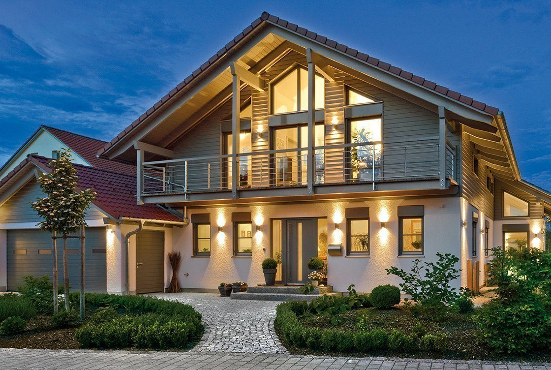 Vitalhaus Landshut - Ein Blick auf ein Haus - Haus