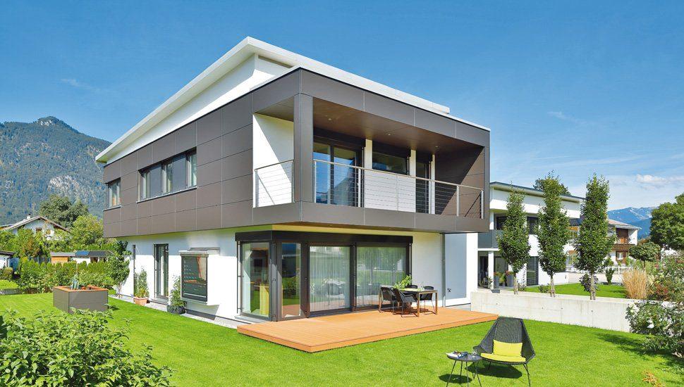 Modernes Haus von Regnauer