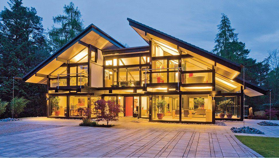 Glashaus von Huf Haus