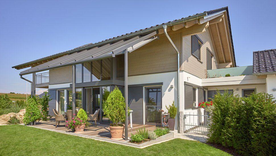 Holzhaus mit Wohlfühl-Amiente