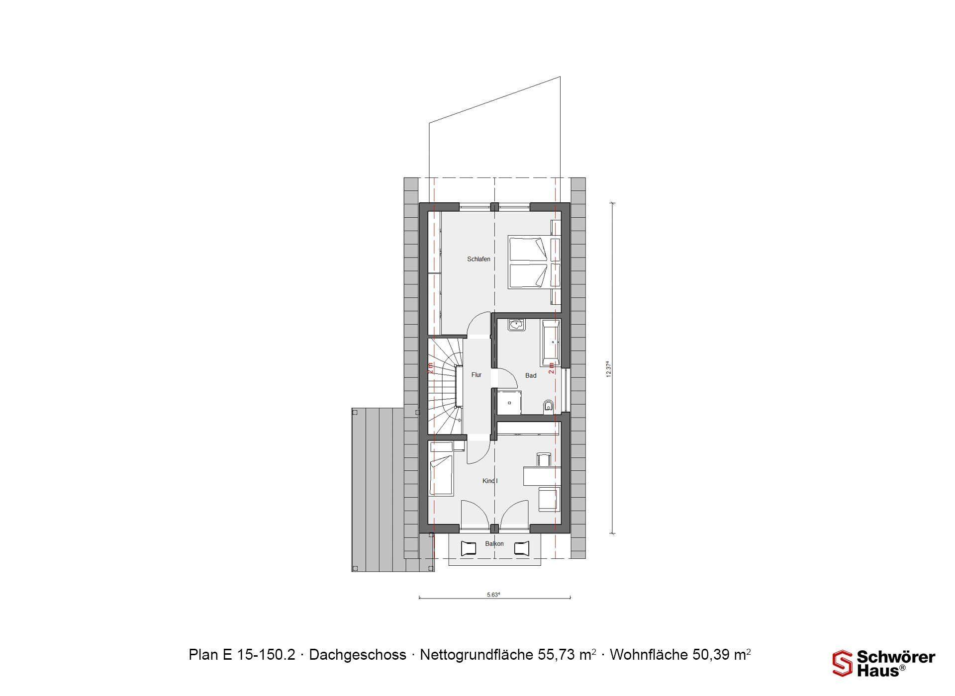Plan E 15-125.1 - Eine Nahaufnahme eines Geräts - Gebäudeplan