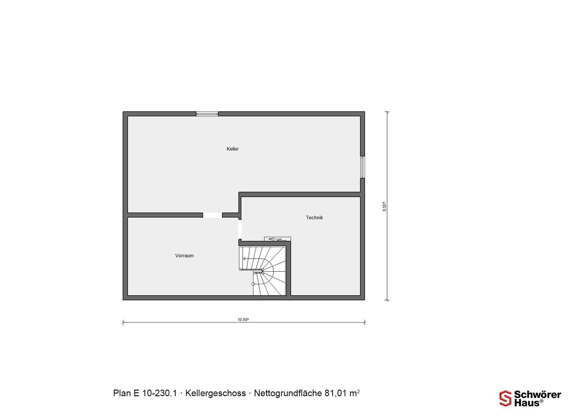 Plan E 10-225.1 - Ein Screenshot eines Handys - Gebäudeplan