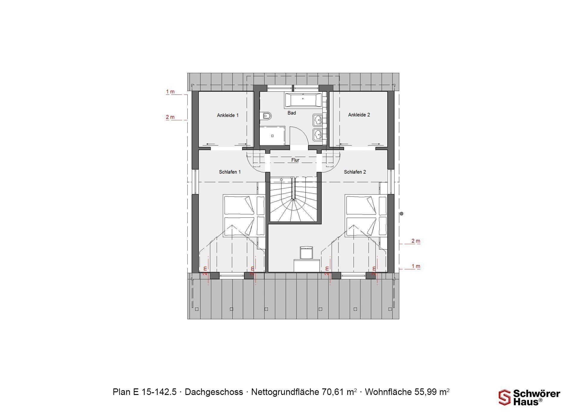 Plan E 15-123.2 - Eine Nahaufnahme eines Geräts - Gebäudeplan