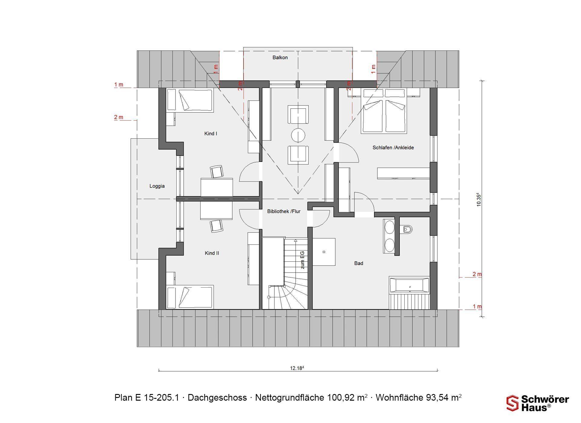 Plan E 15-193.1 - Eine Nahaufnahme von einem Logo - Gebäudeplan