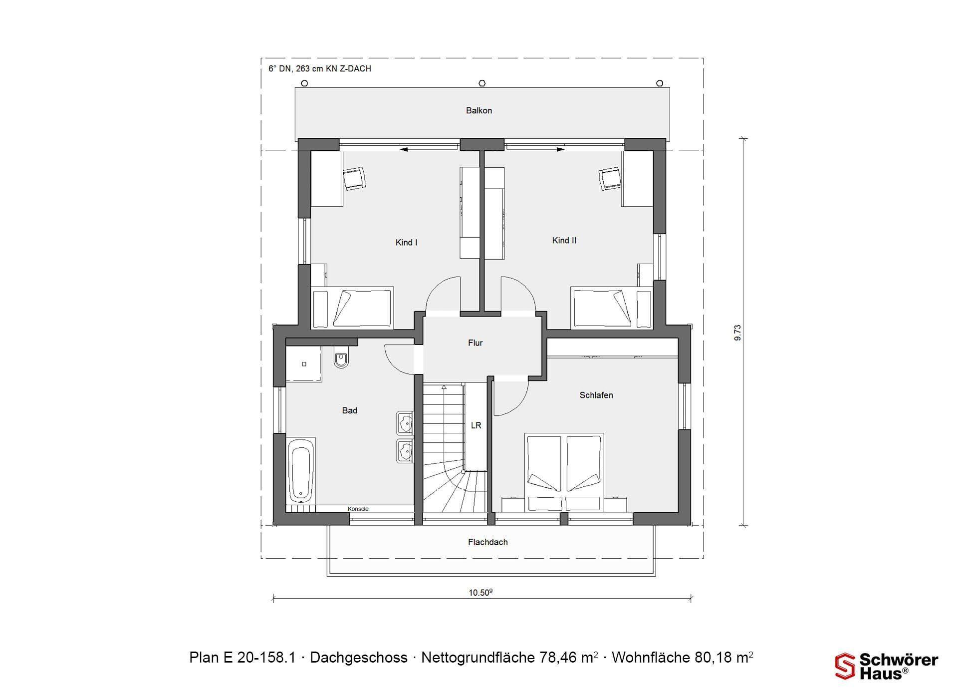 Plan E 15-156.1 - Ein Screenshot eines Videospiels - Gebäudeplan