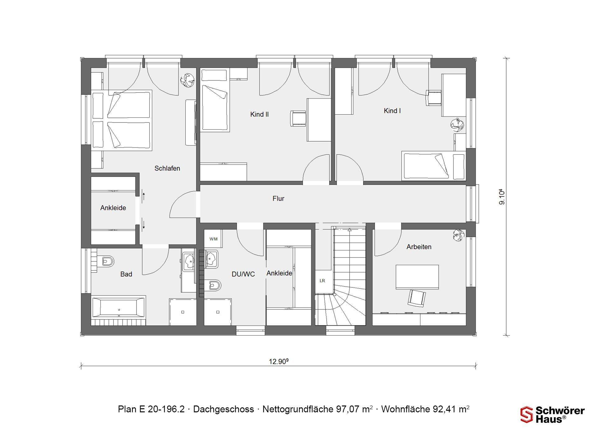 Plan E 20-186.1 - Ein Screenshot eines Handys - Gebäudeplan