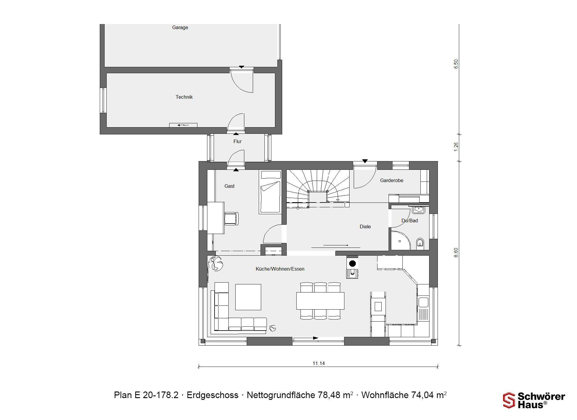 Musterhaus Günzburg - Eine Nahaufnahme eines Geräts - FertighausWelt Günzburg