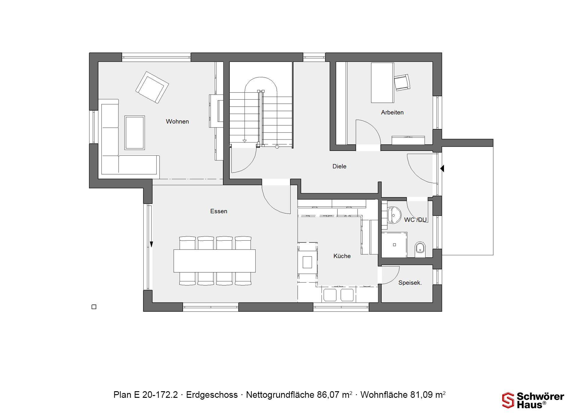 Plan E 15-164.1 - Eine Nahaufnahme eines Geräts - Gebäudeplan
