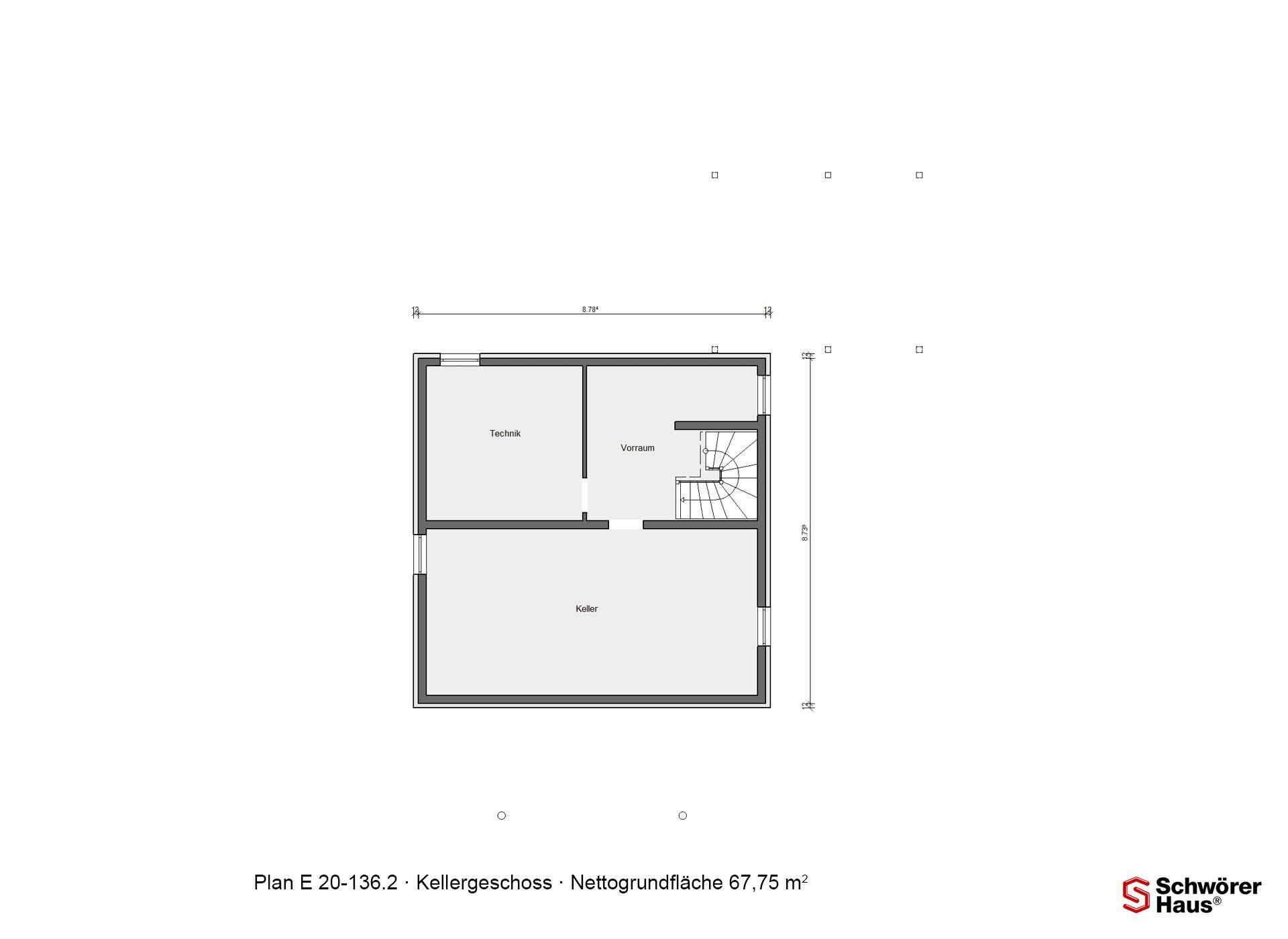 Haus Buser - Ein Screenshot eines Handys - Design