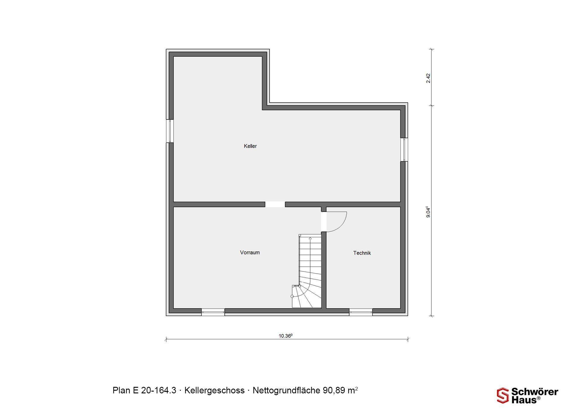 Plan E 15-160.1 - Ein Screenshot eines Videospiels - Gebäudeplan