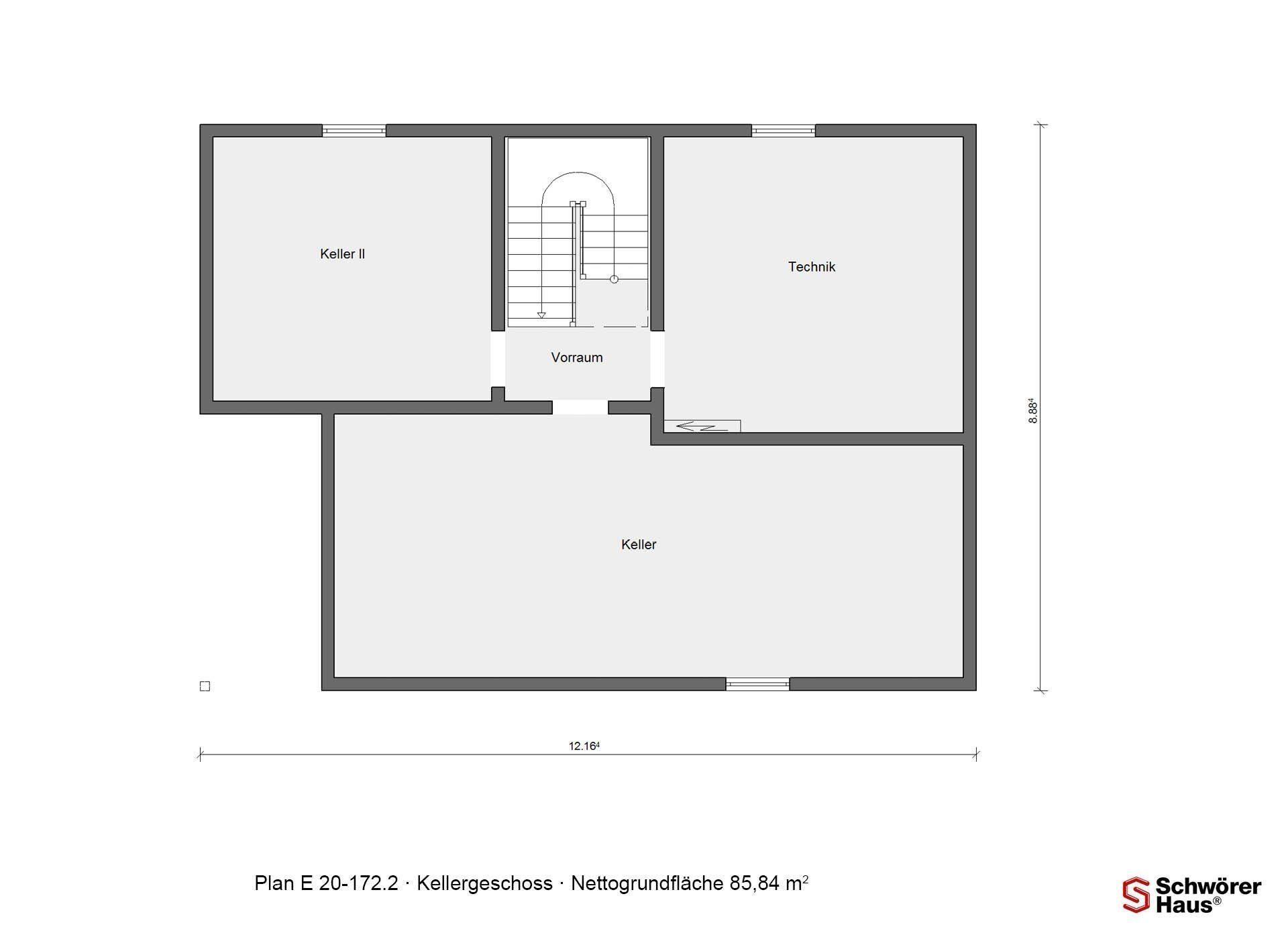 Plan E 15-164.1 - Ein Screenshot eines Handys - Gebäudeplan