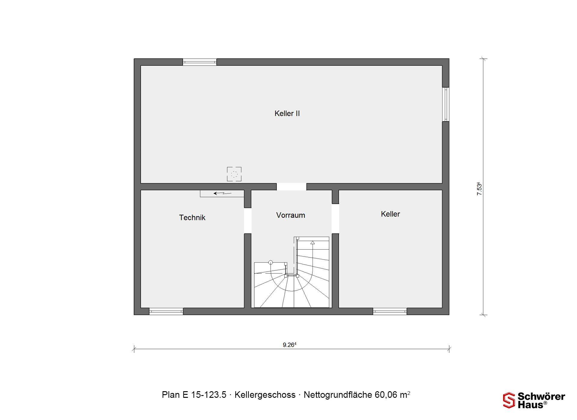 Plan E 15-107.2 - Ein Screenshot eines Videospiels - Gebäudeplan