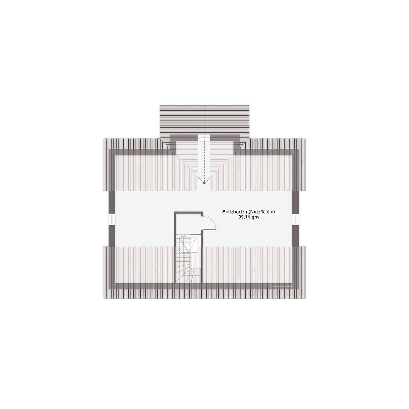Haus Löwental Spitzboden