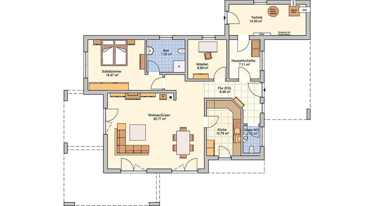 Nivelo - Eine Nahaufnahme von einer Karte - Gebäudeplan