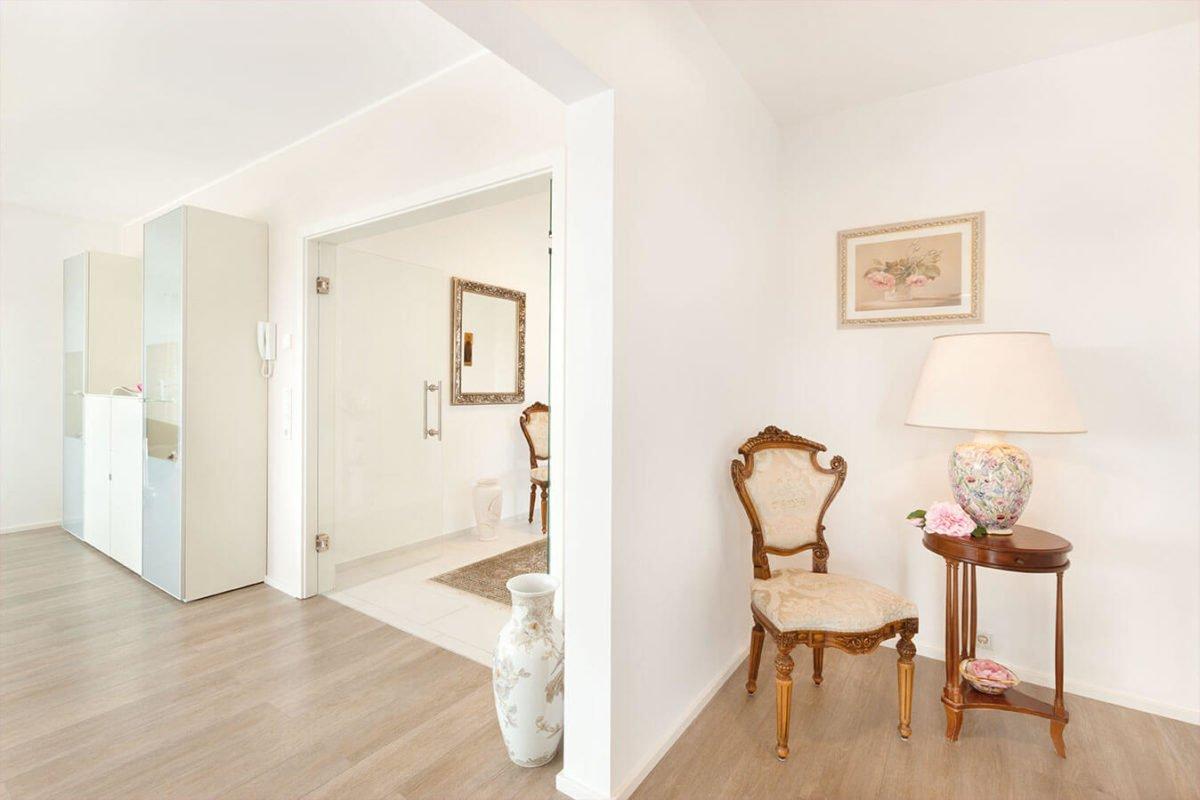 Haus U140 - Ein Wohnzimmer - Fußboden